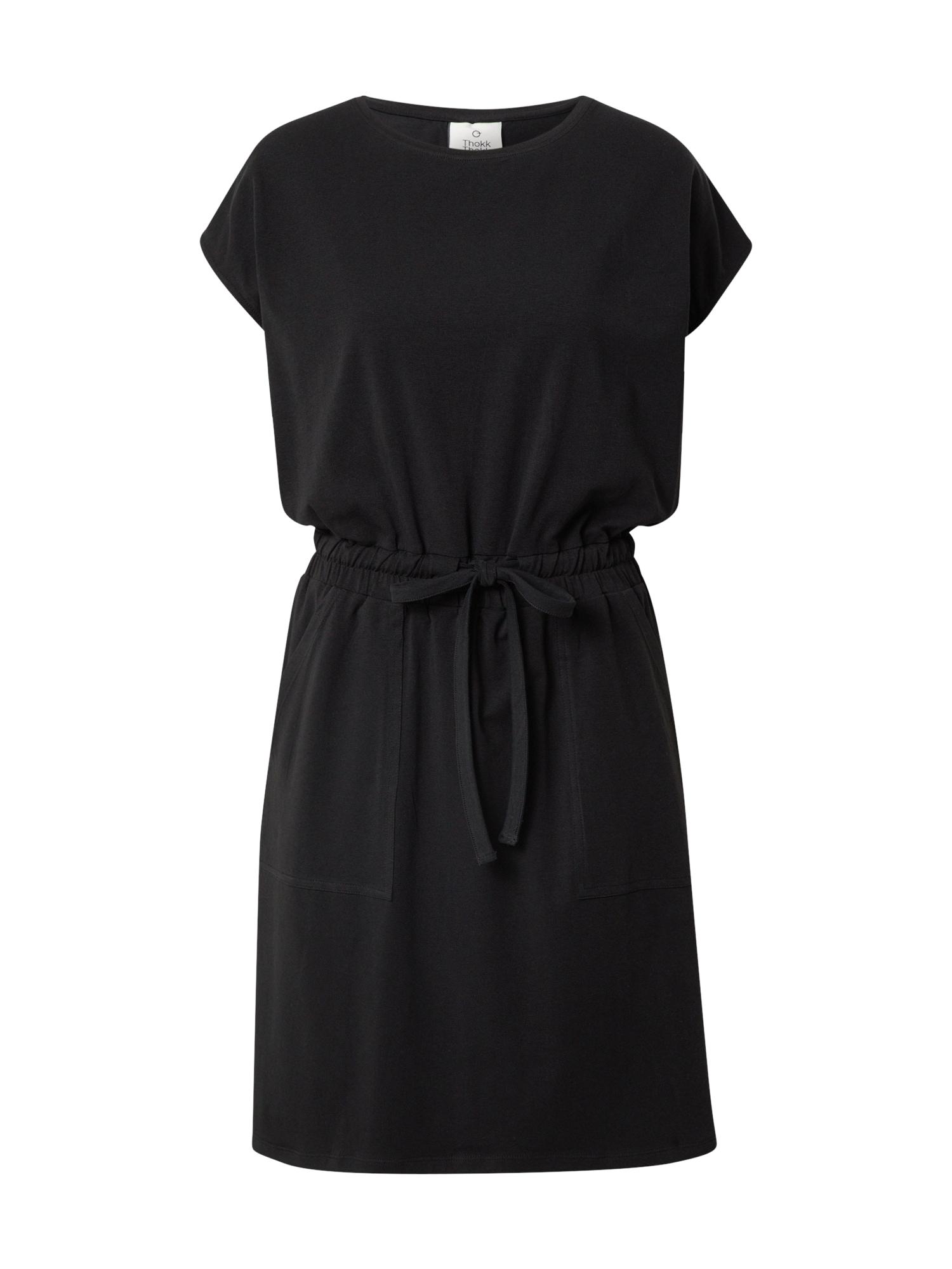 ThokkThokk Suknelė juoda