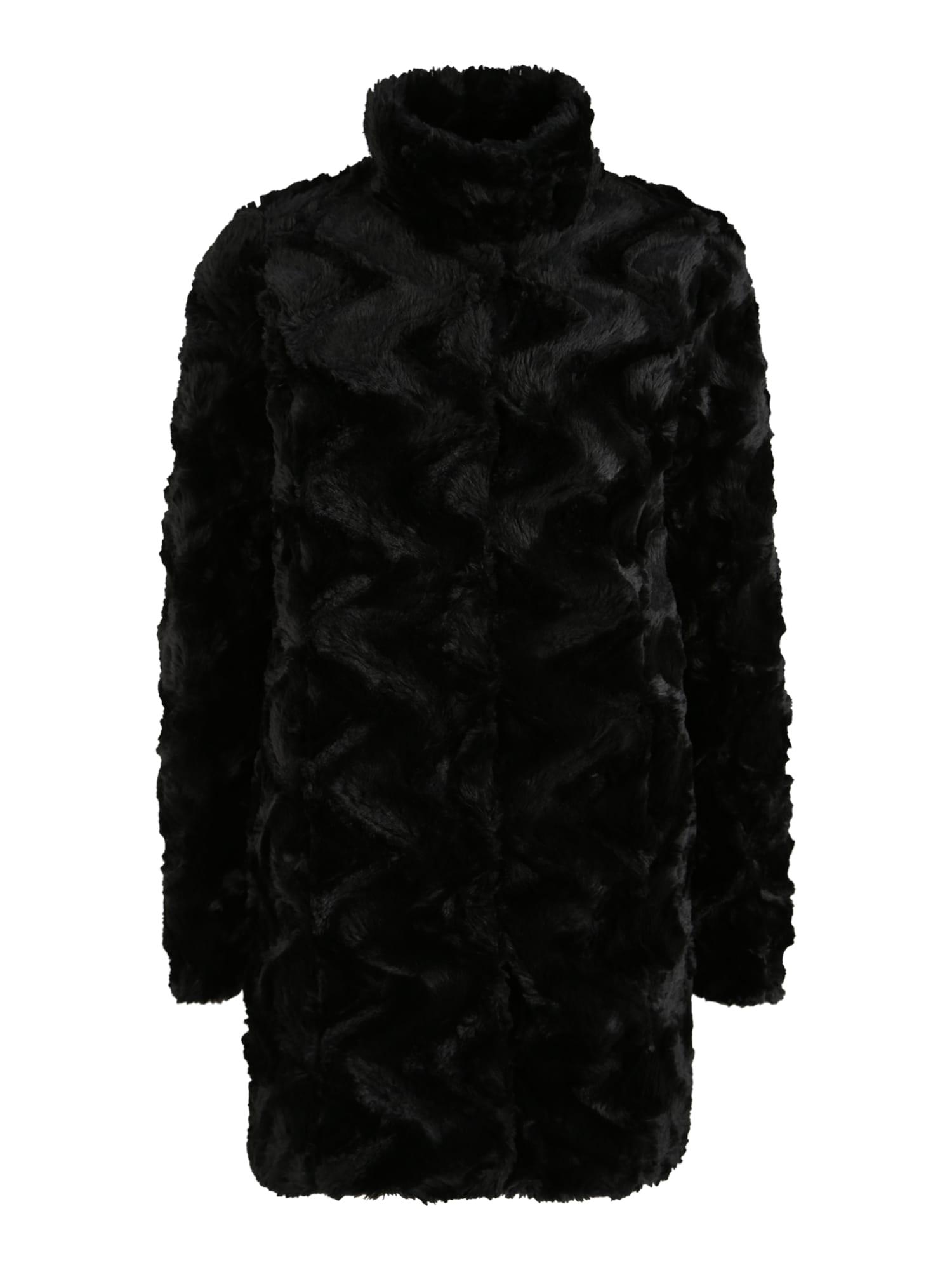 Vero Moda Tall Přechodný kabát  černá