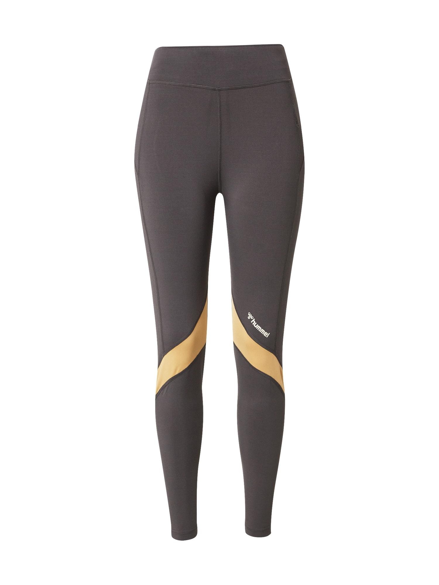 Hummel Sportovní kalhoty  šedá