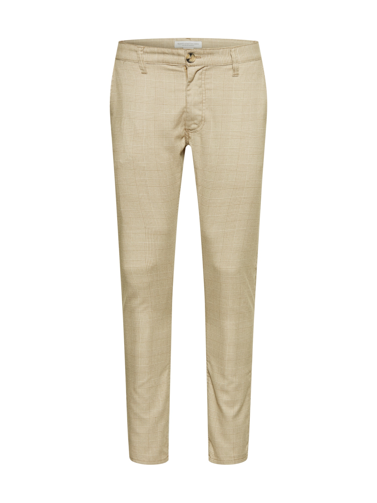 Cotton On Chino kalhoty  béžová / písková