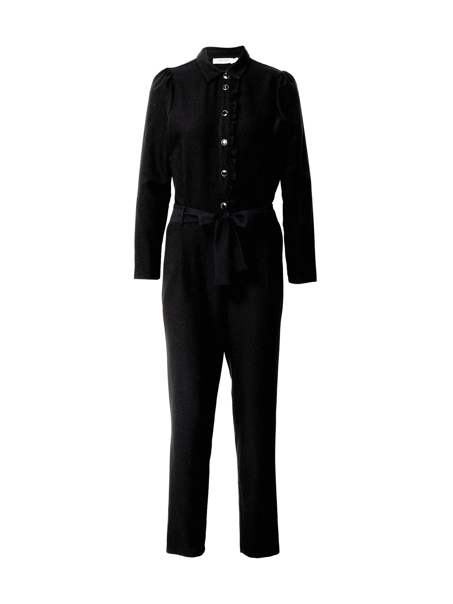 NAF NAF Vienos dalies kostiumas juoda