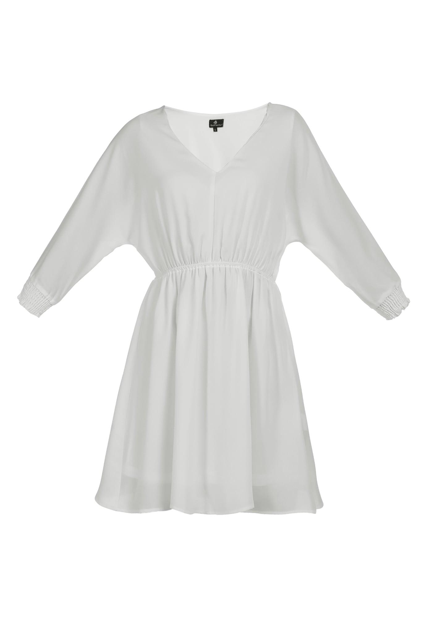 DreiMaster Klassik Suknelė balta
