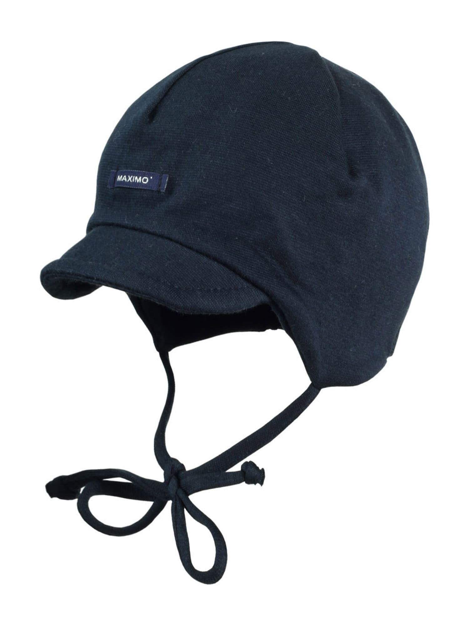 MAXIMO Megzta kepurė mėlyna