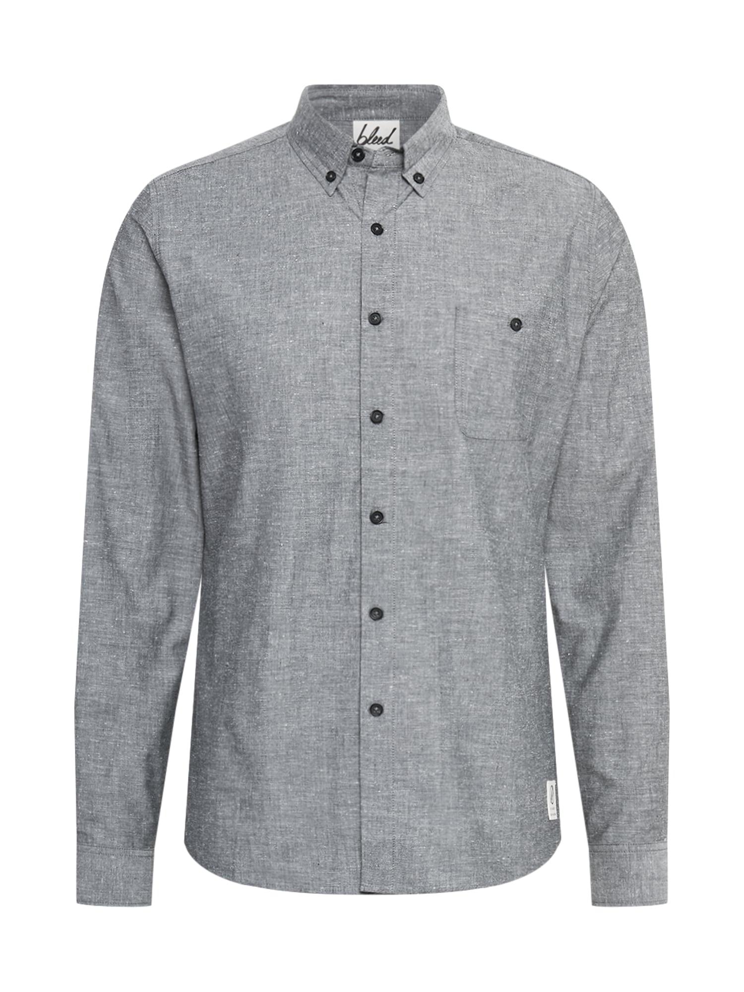 bleed clothing Marškiniai pilka