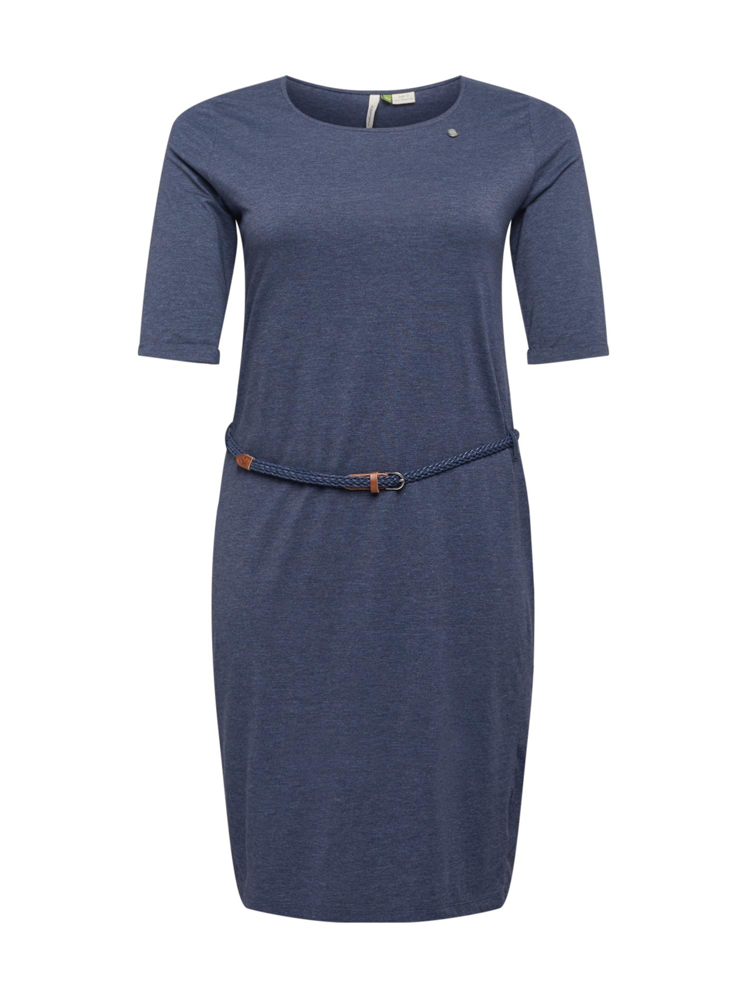Ragwear Plus Šaty 'TAMILA'  námořnická modř