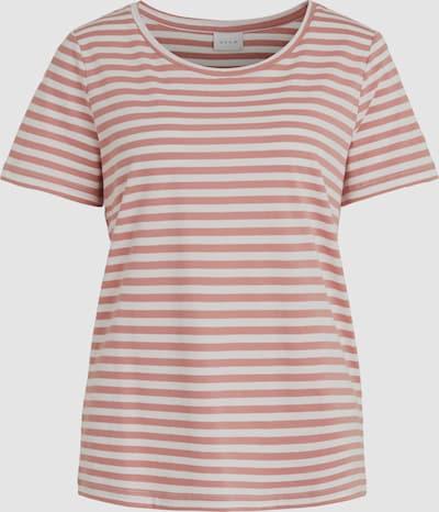 Vila Sus Kurzarm-T-Shirt mit rundem Hals