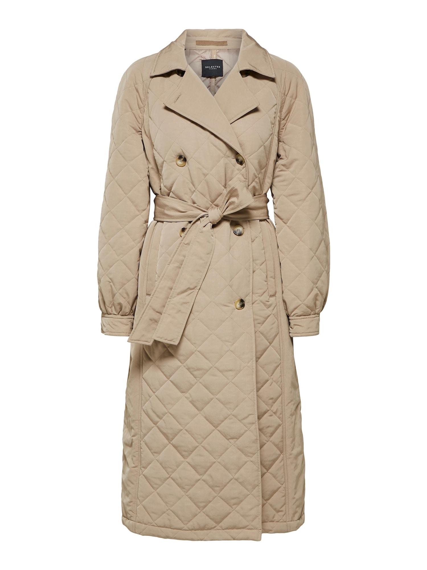 SELECTED FEMME Demisezoninis paltas