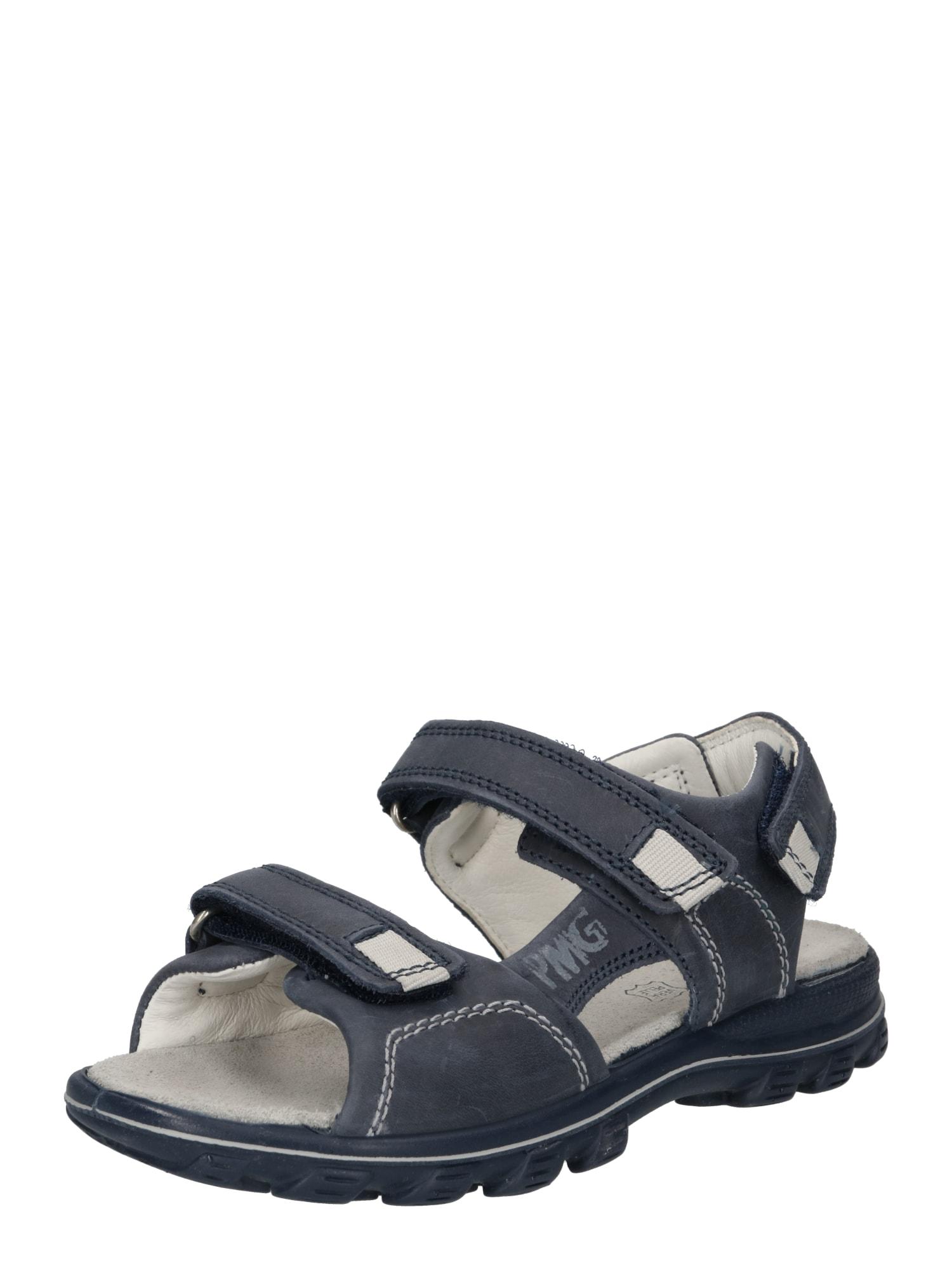 PRIMIGI Otevřená obuv 'PRA 73972'  chladná modrá