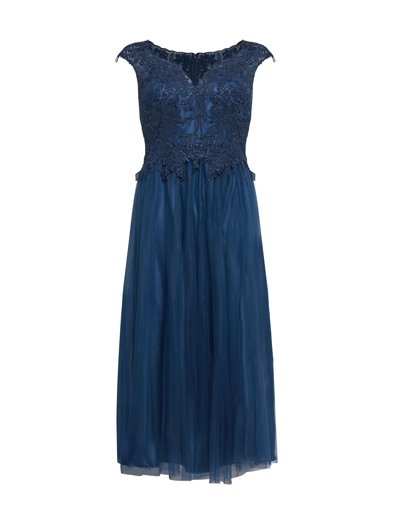 My Mascara Curves Vakarinė suknelė tamsiai mėlyna