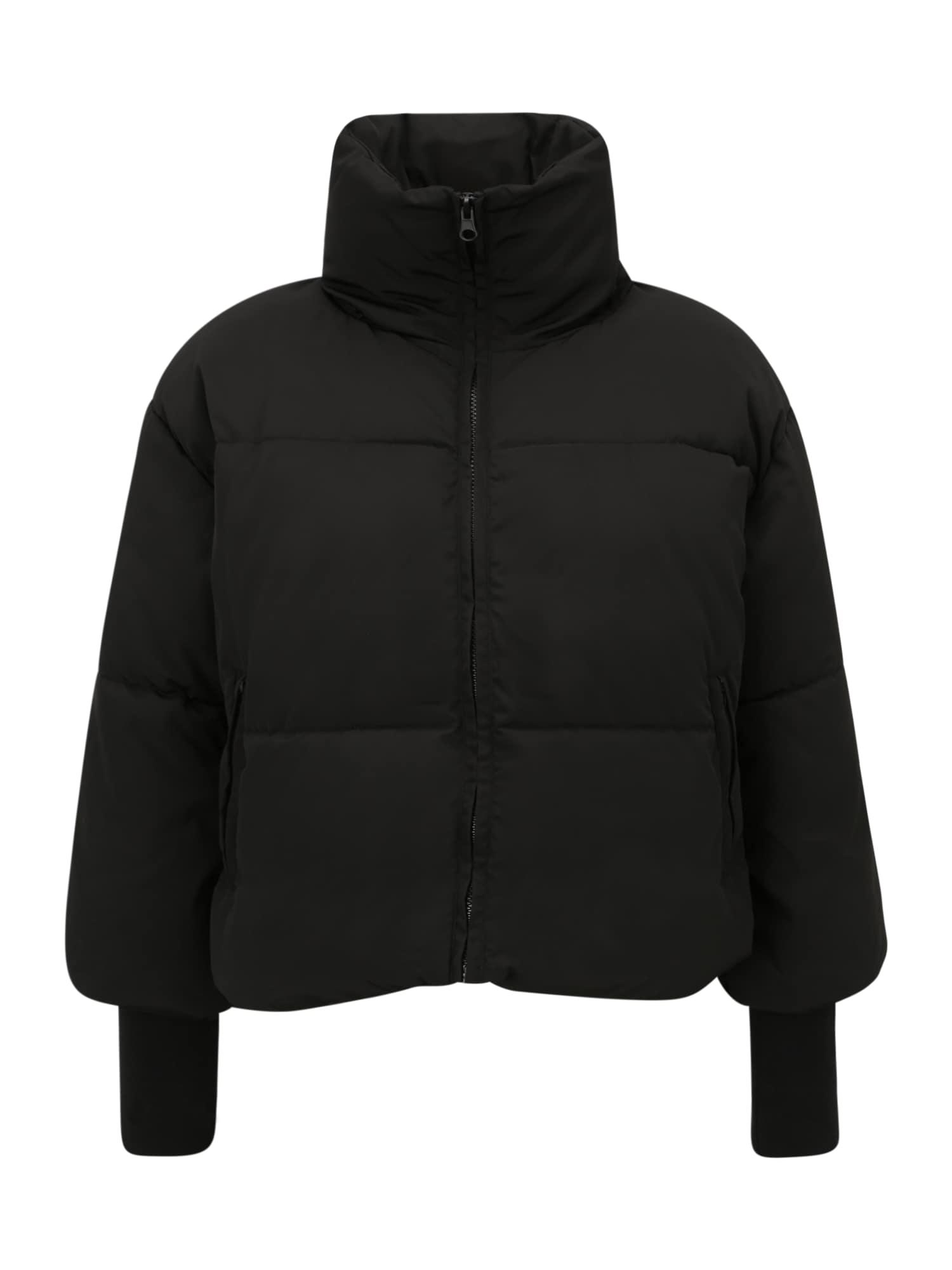 Y.A.S Petite Přechodná bunda 'IROMA'  černá