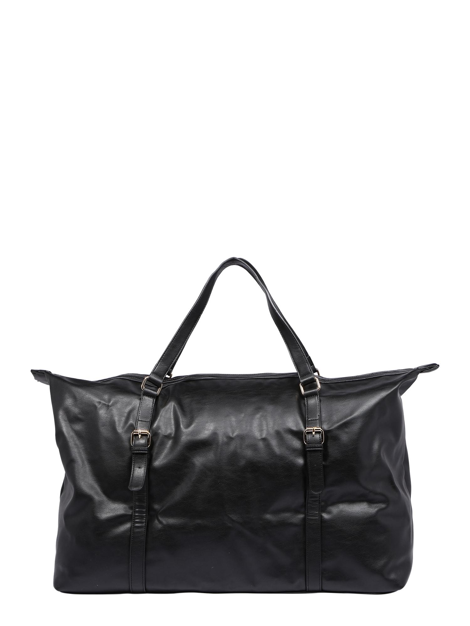 ABOUT YOU Kelioninis krepšys 'Havin' juoda