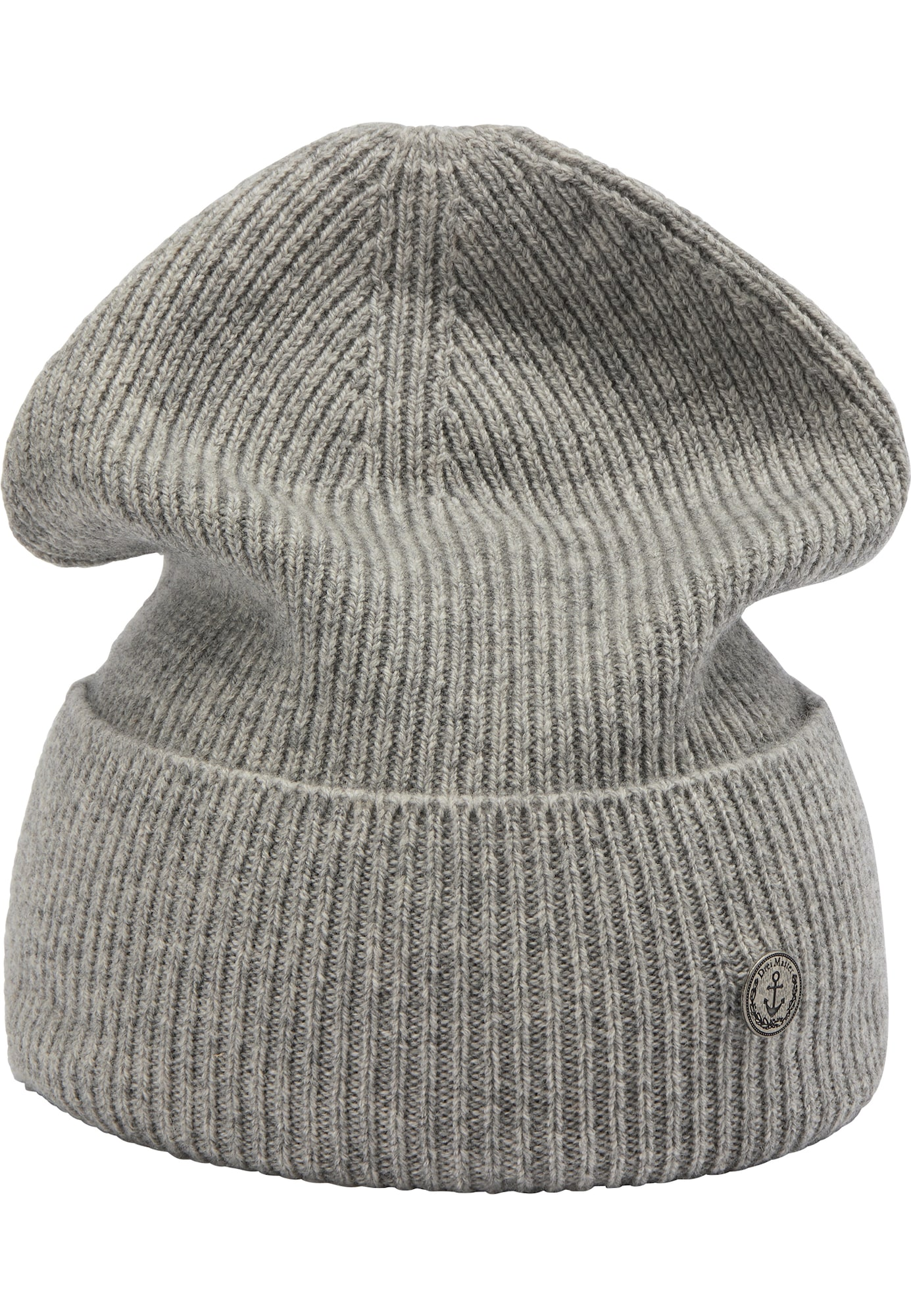 DreiMaster Vintage Megzta kepurė rausvai pilka