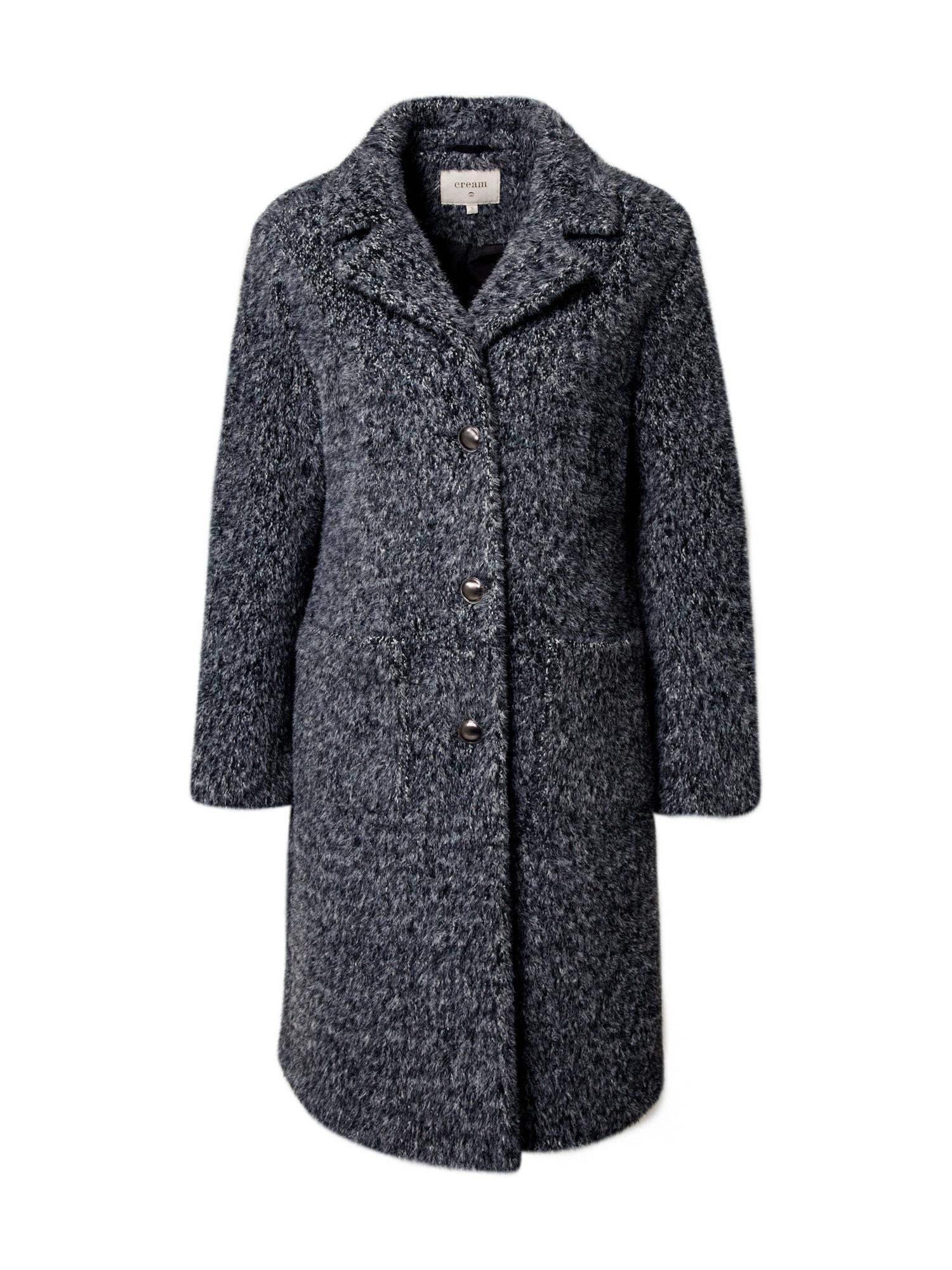 Cream Demisezoninis paltas