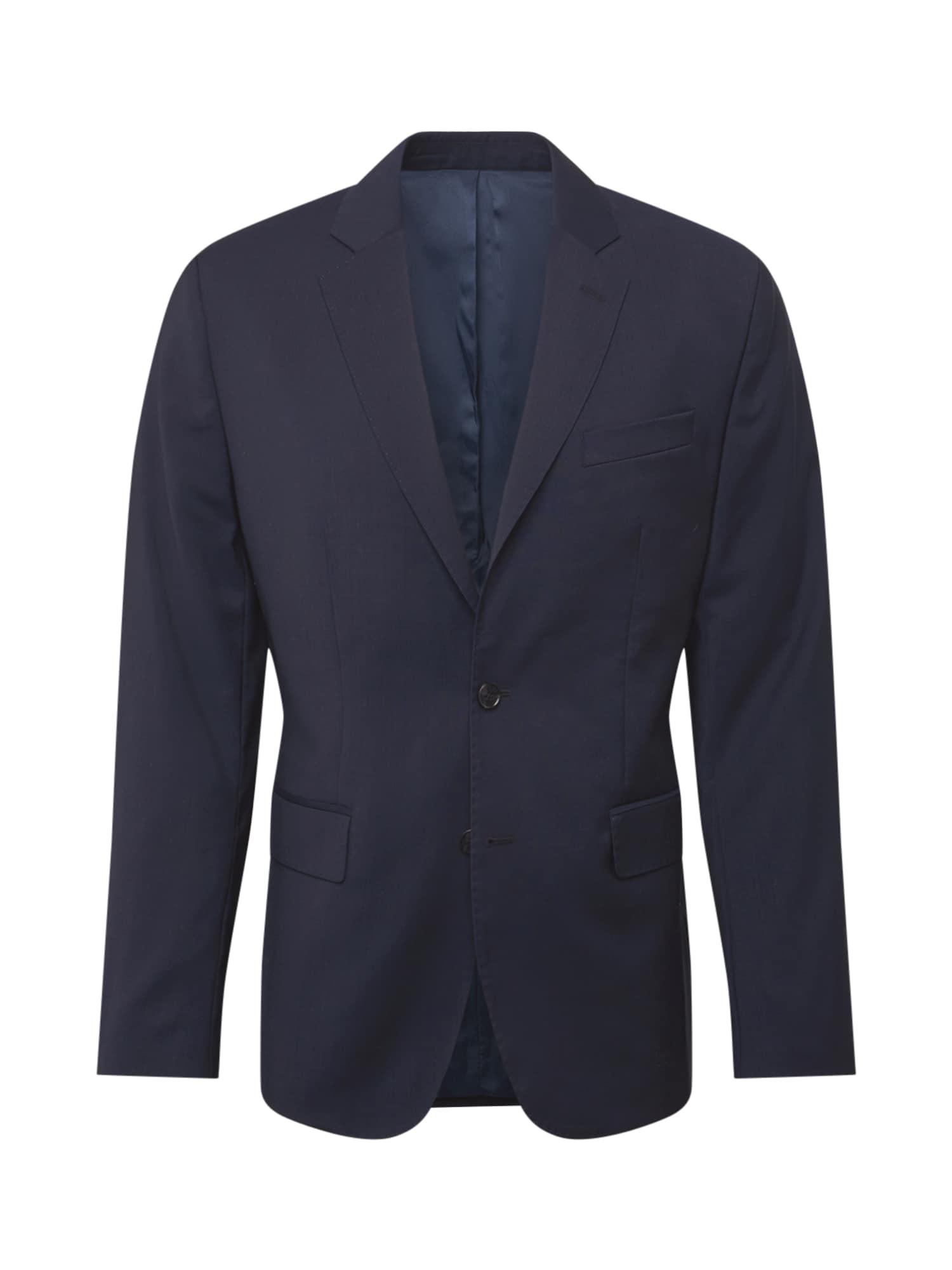 J.Lindeberg Klasikinis švarkas mėlyna