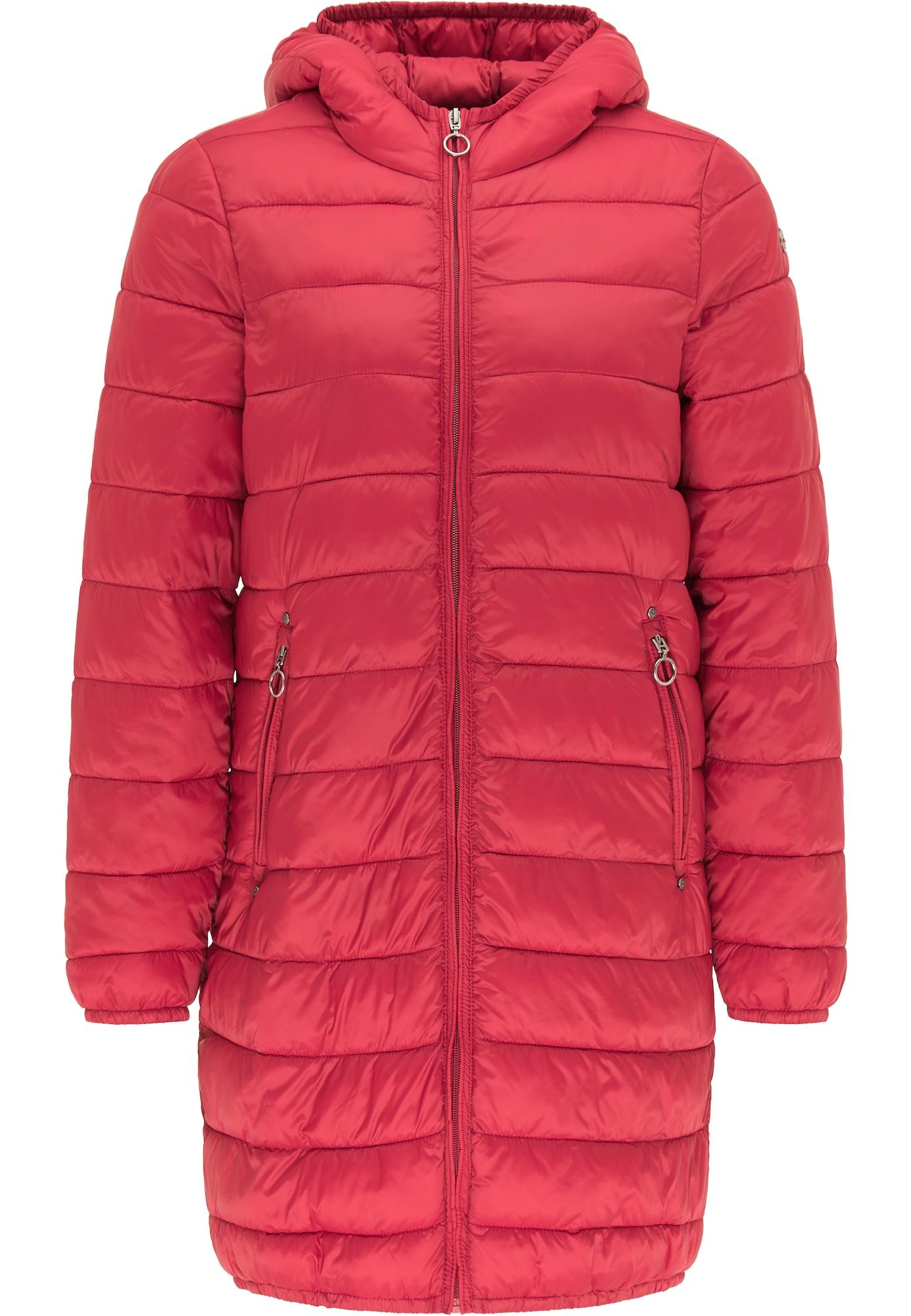 DreiMaster Maritim Žieminis paltas raudona