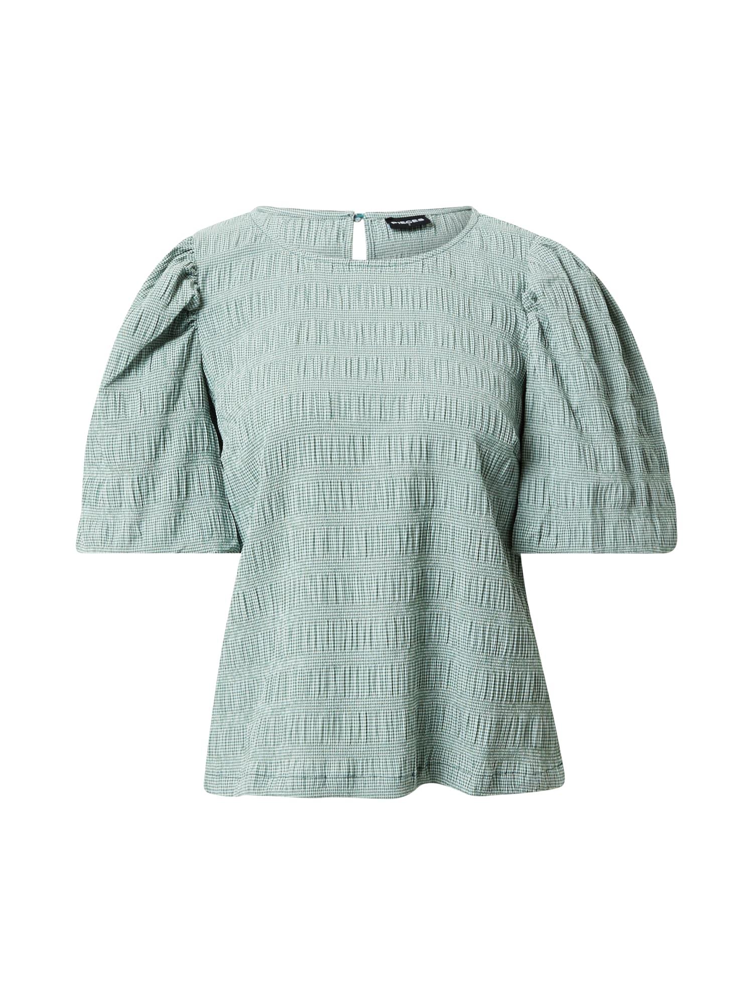 PIECES Tričko 'Gale'  zelená
