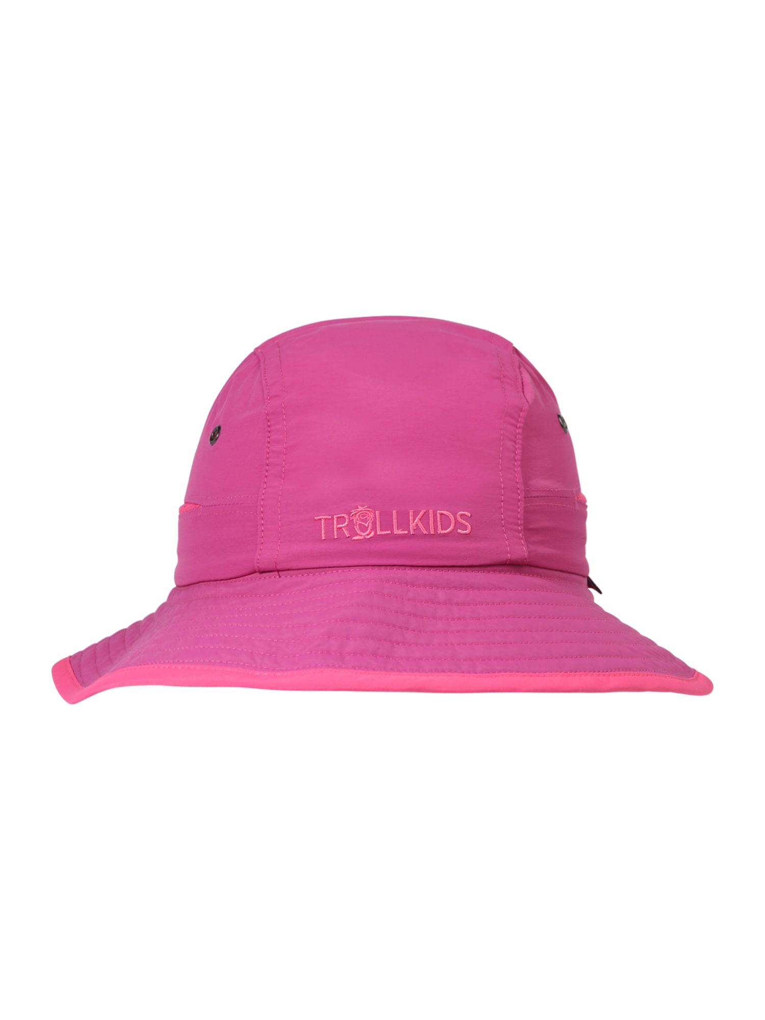 TROLLKIDS Sportinė kepurė rožių spalva