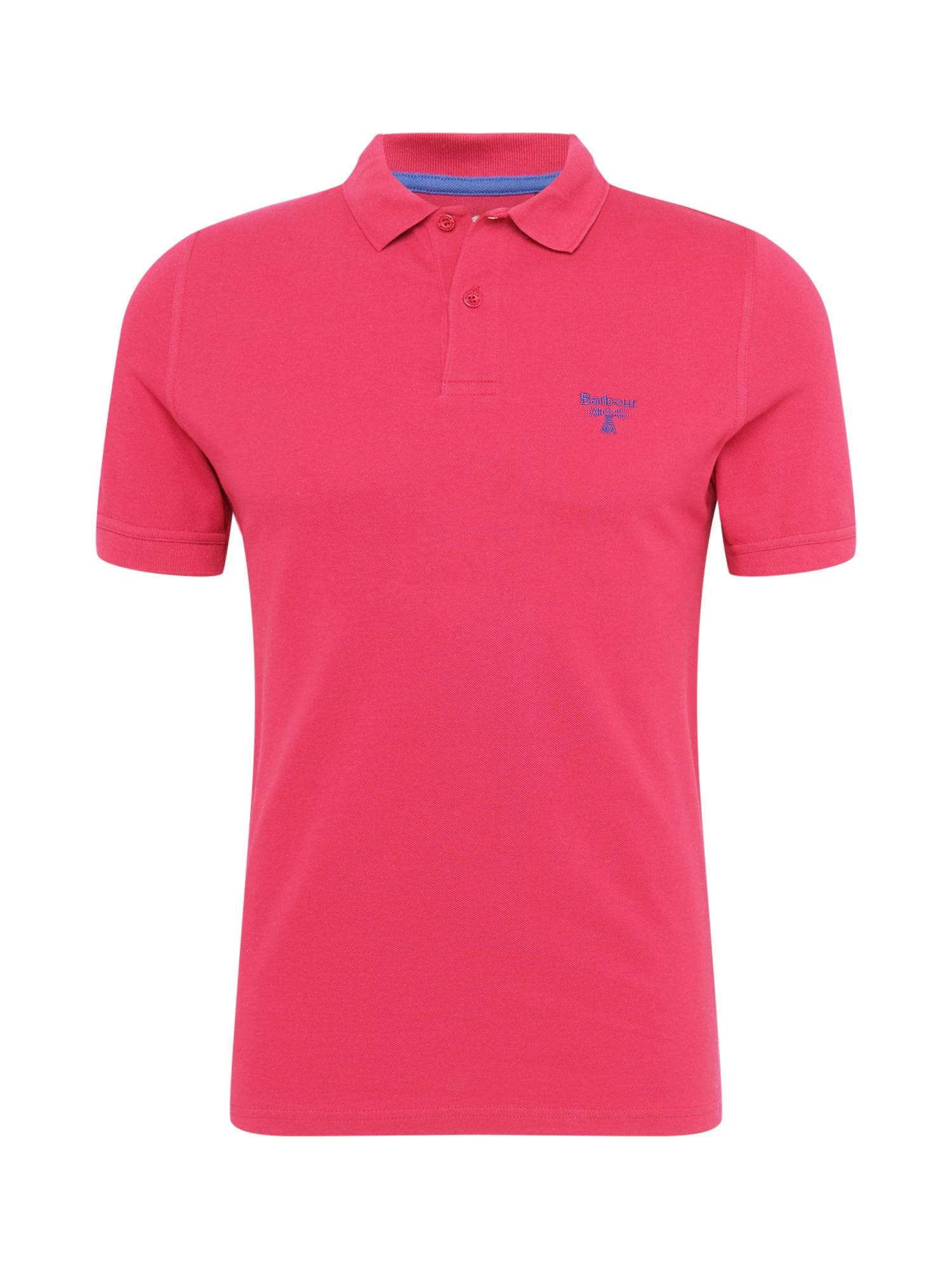 """Barbour Beacon Marškinėliai spanguolių spalva / sodri mėlyna (""""karališka"""")"""
