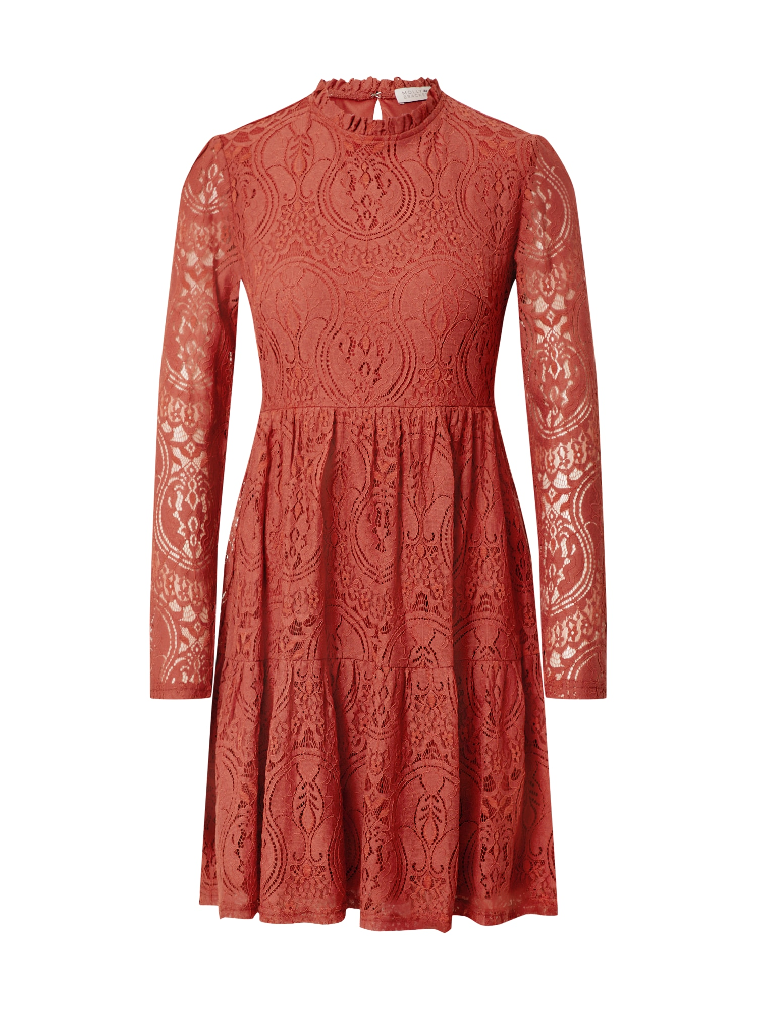 Molly BRACKEN Kokteilinė suknelė rūdžių raudona