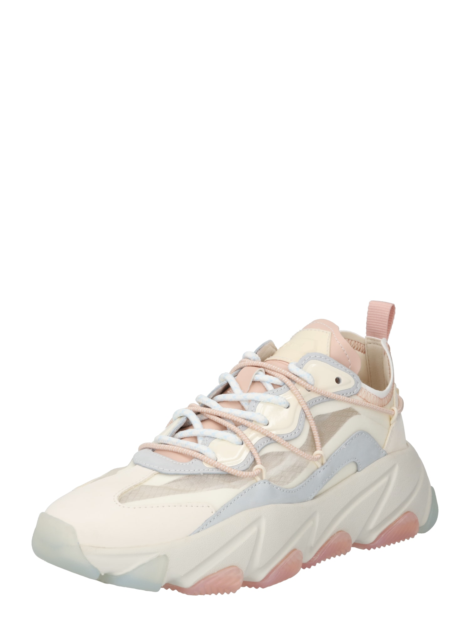 ASH Sportbačiai be auliuko balta / opalo / šviesiai rožinė