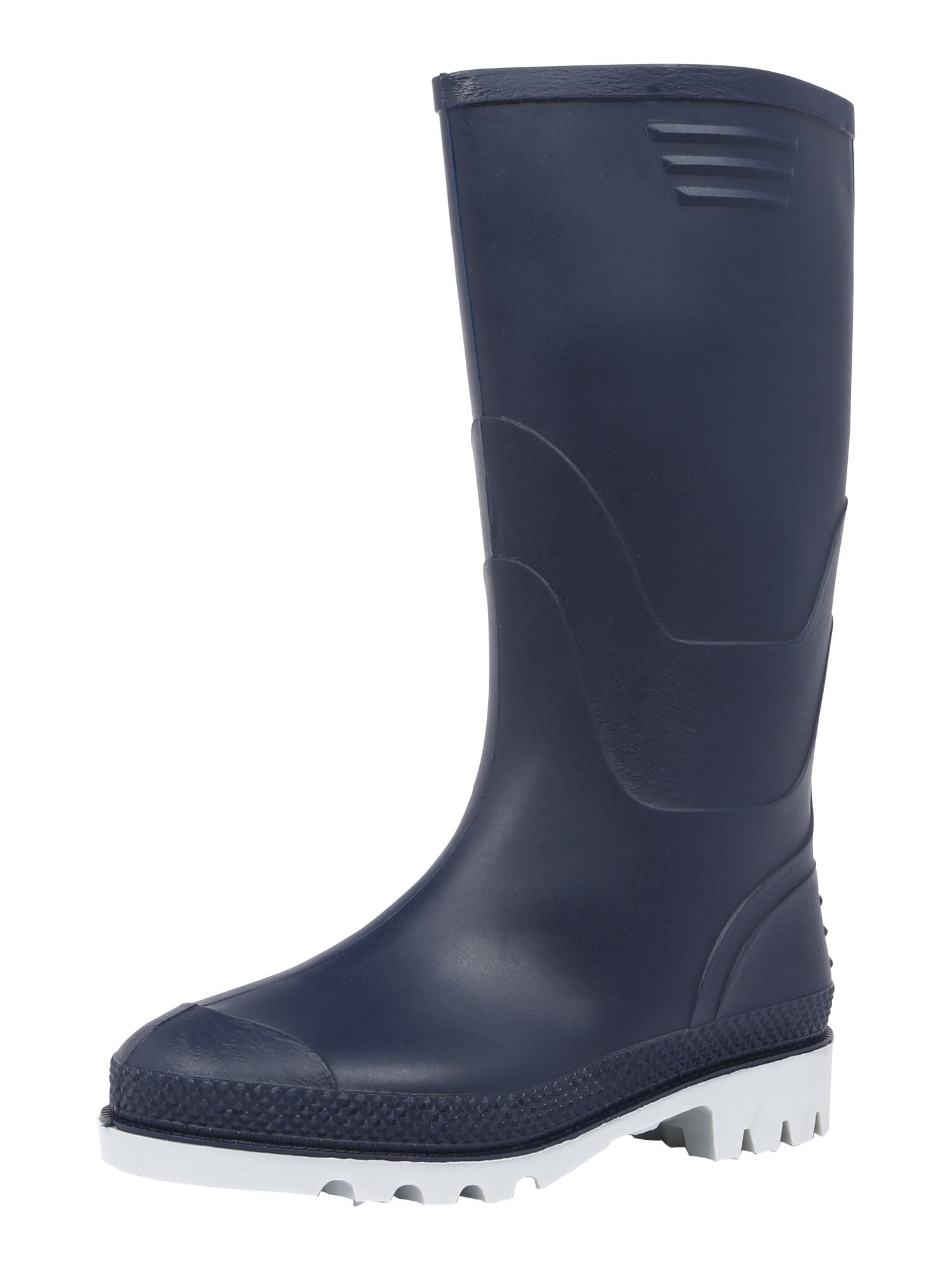 BECK Guminiai batai tamsiai mėlyna
