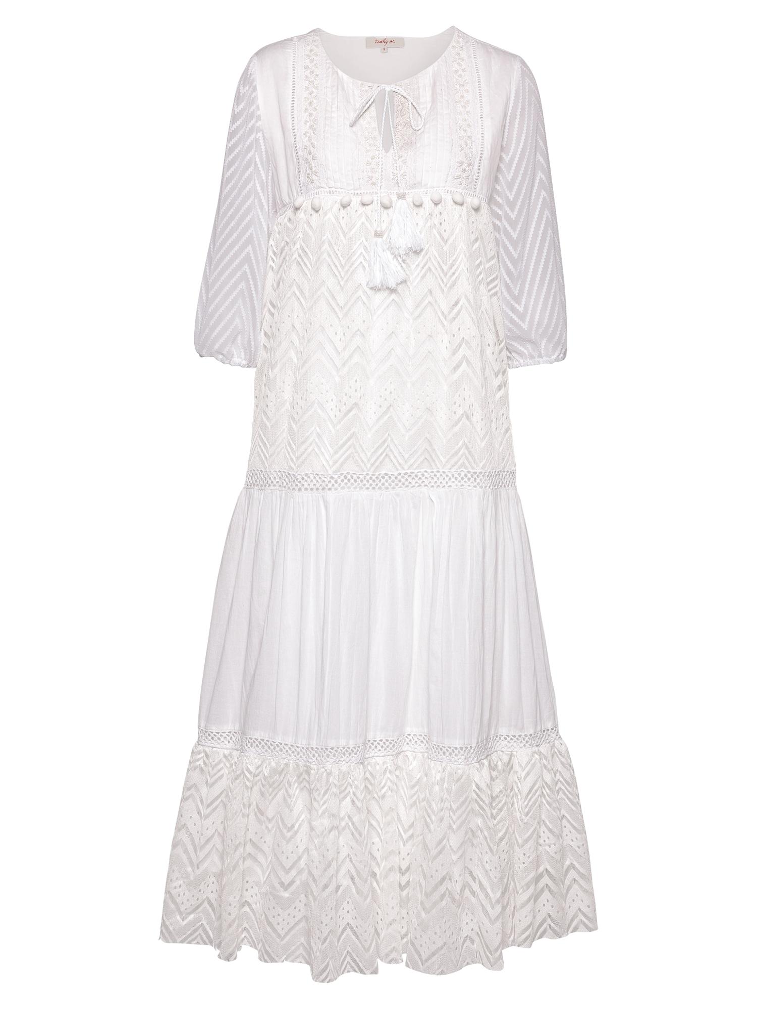Derhy Suknelė balta