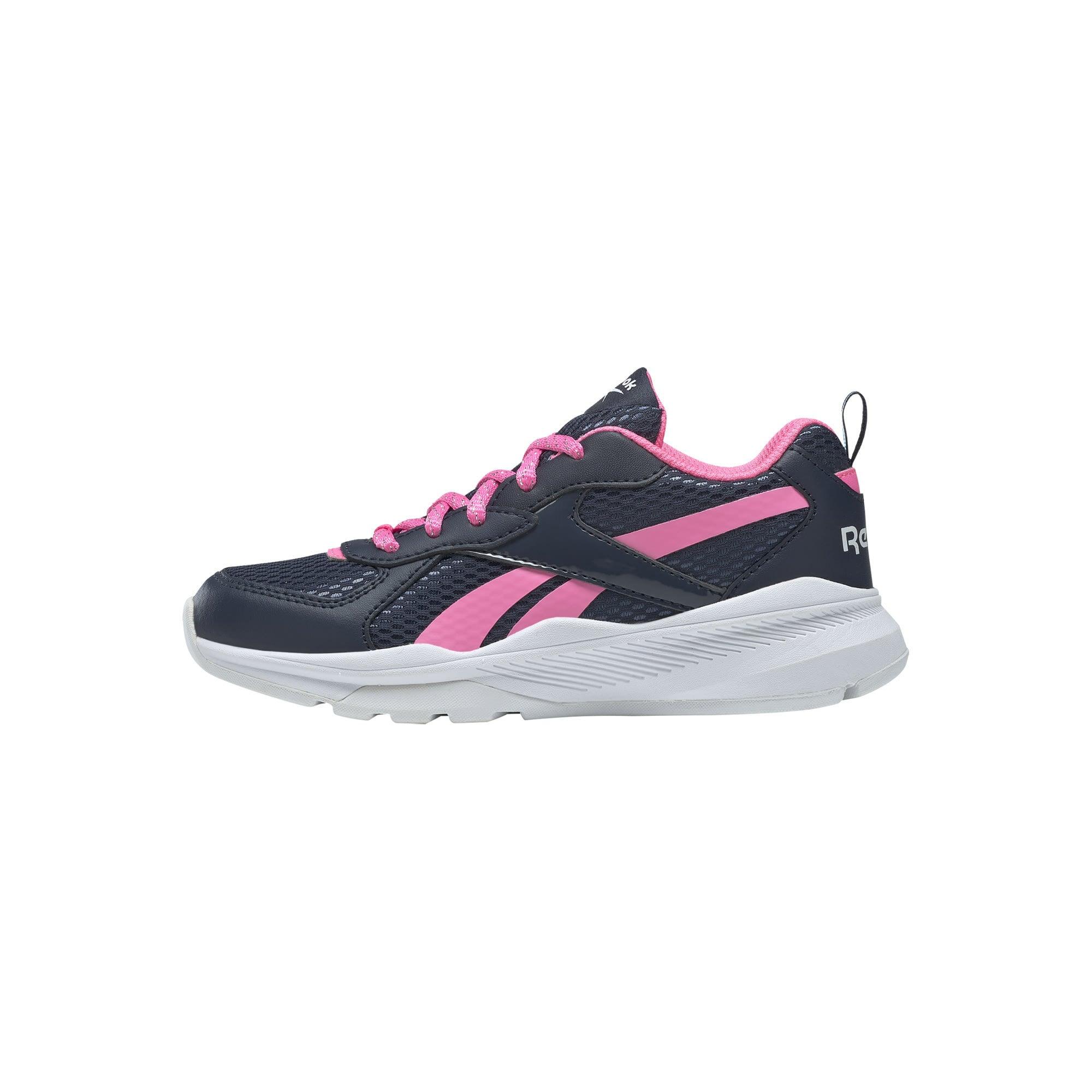 REEBOK Sportiniai batai tamsiai mėlyna / šviesiai rožinė