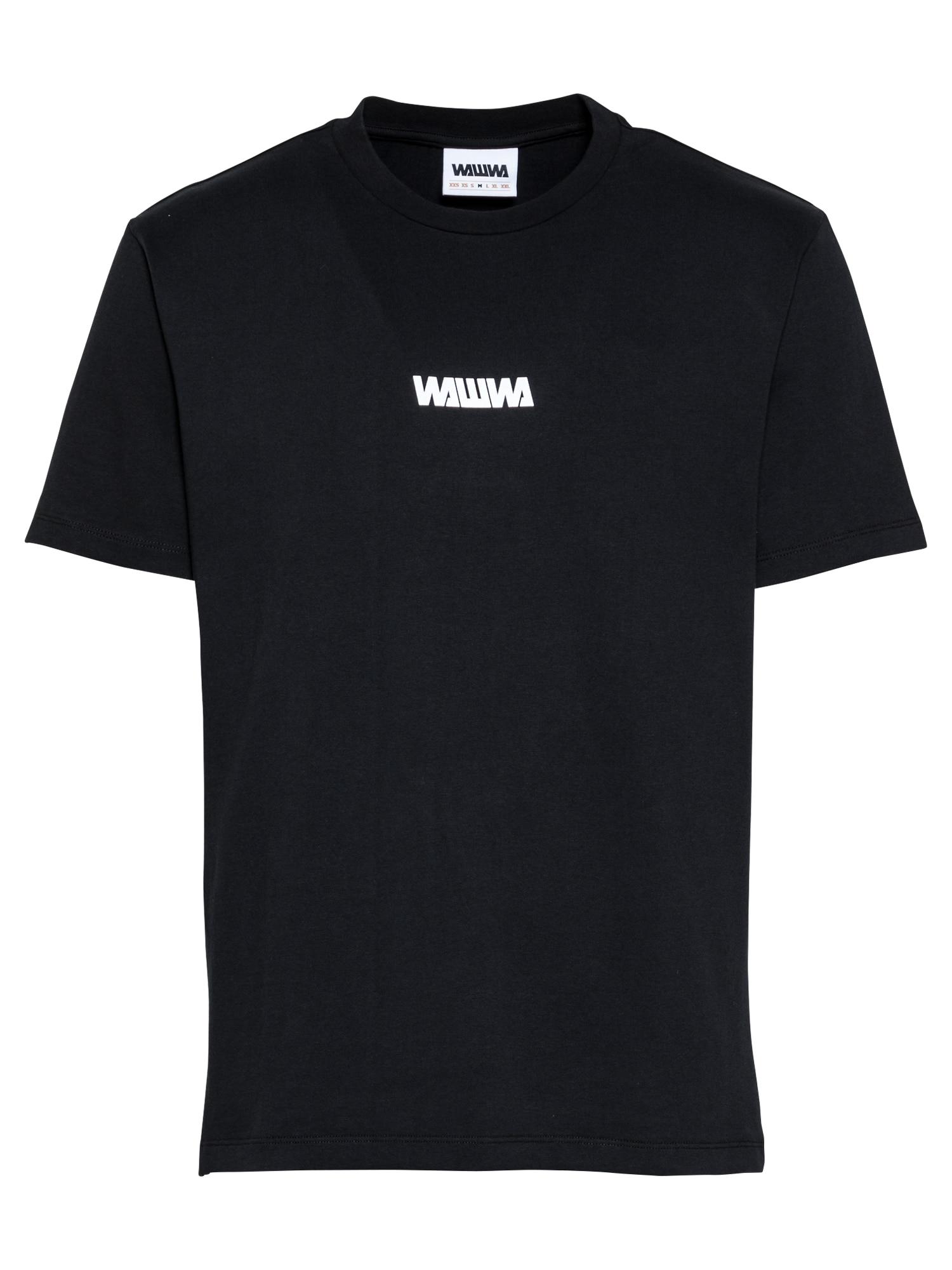 WAWWA Marškinėliai juoda