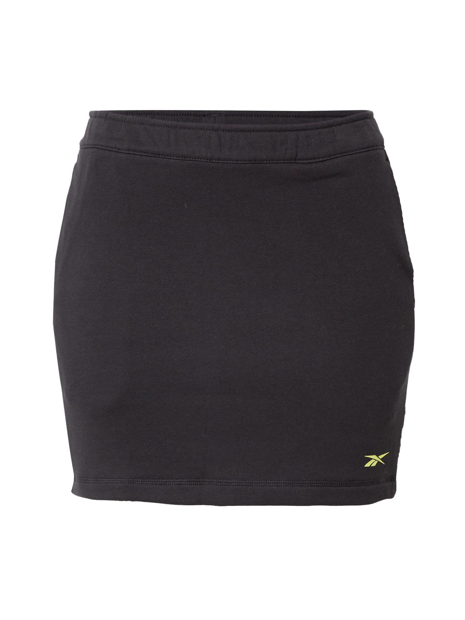 REEBOK Sportinio stiliaus sijonas 'Sorcha' juoda