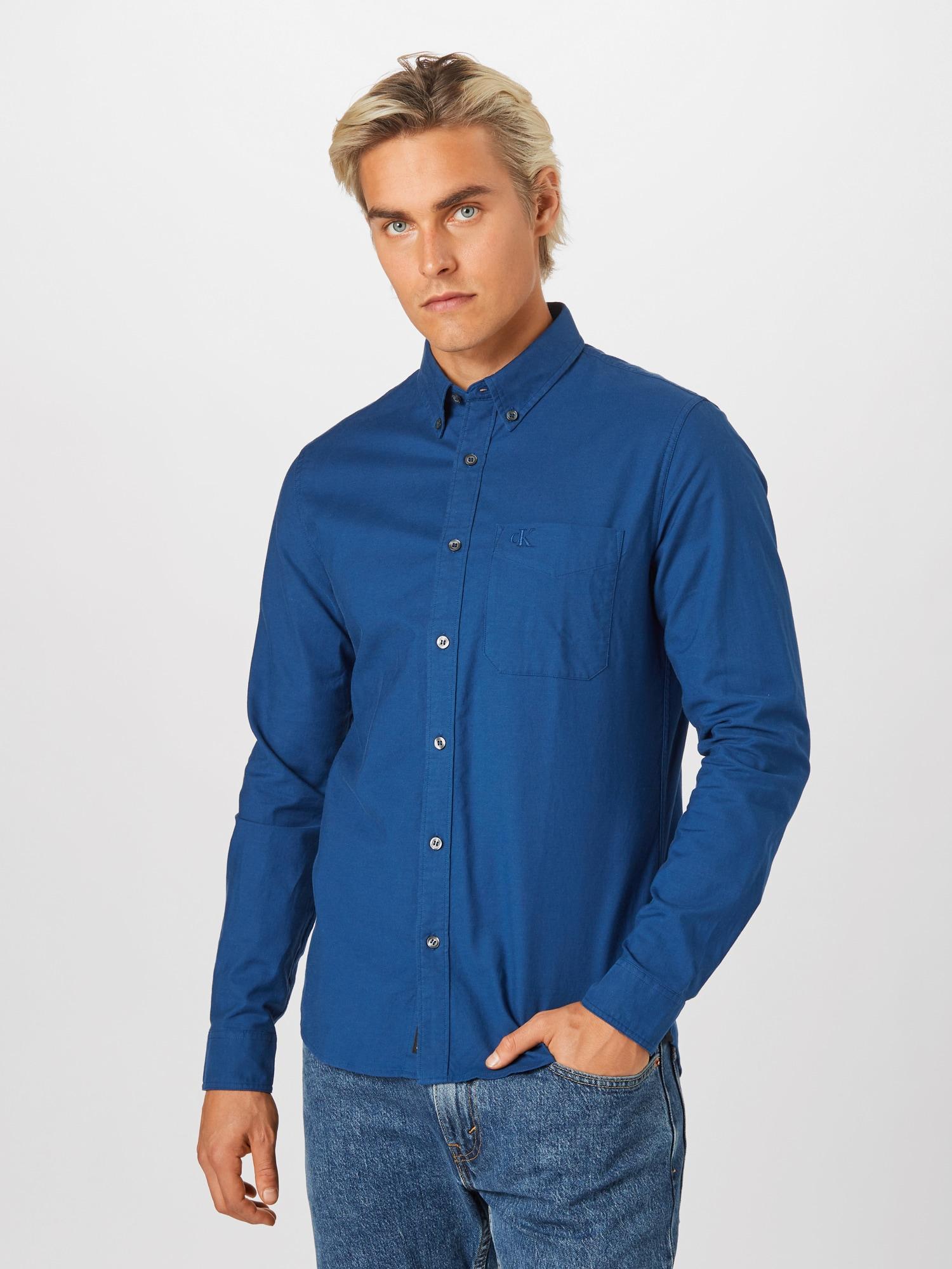 Calvin Klein Jeans Skjorta  blå