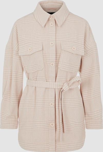 Pieces Gwyneth Hemdjacke mit gebundener Taille