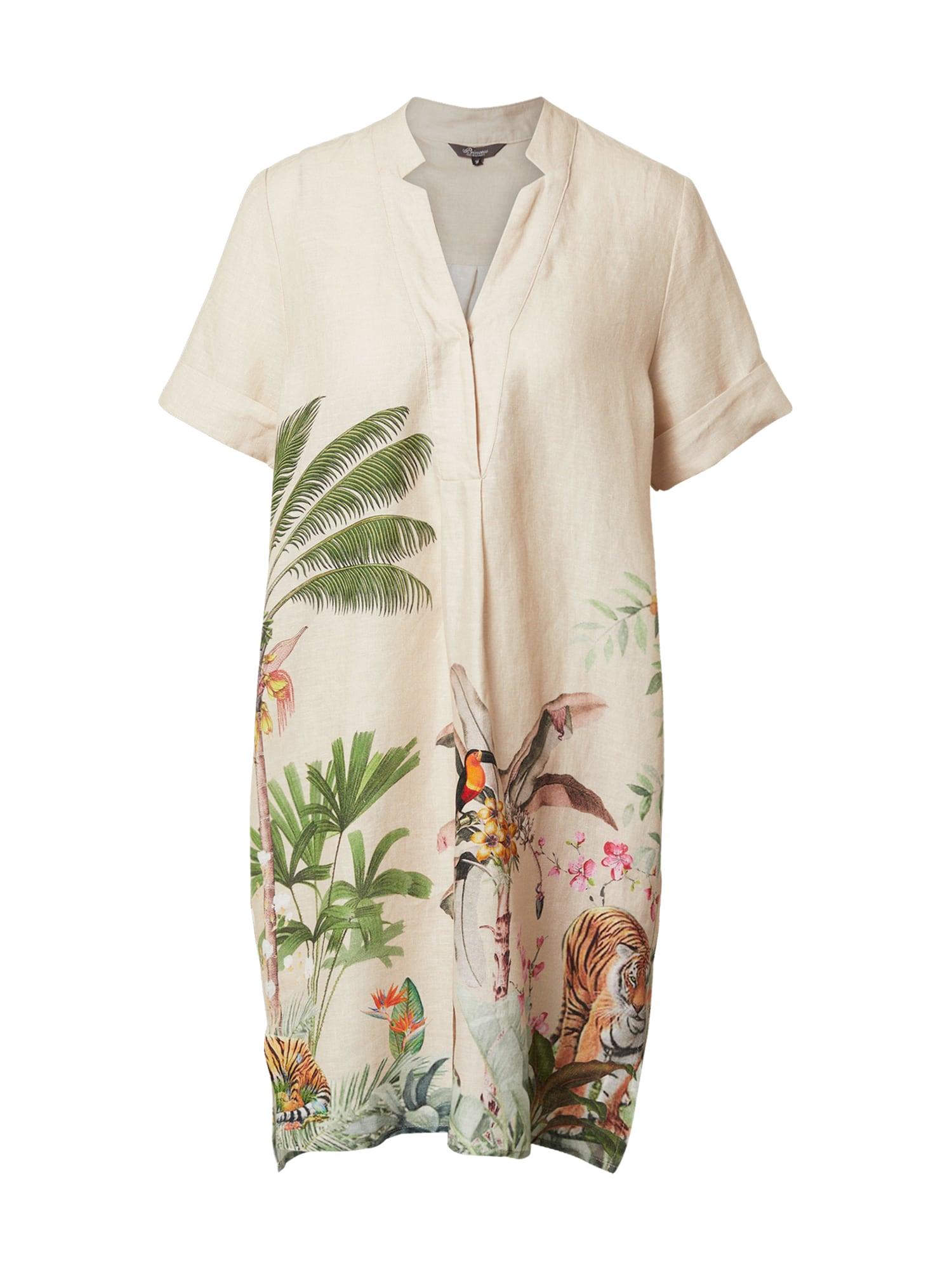 PRINCESS GOES HOLLYWOOD Palaidinės tipo suknelė mišrios spalvos / smėlio