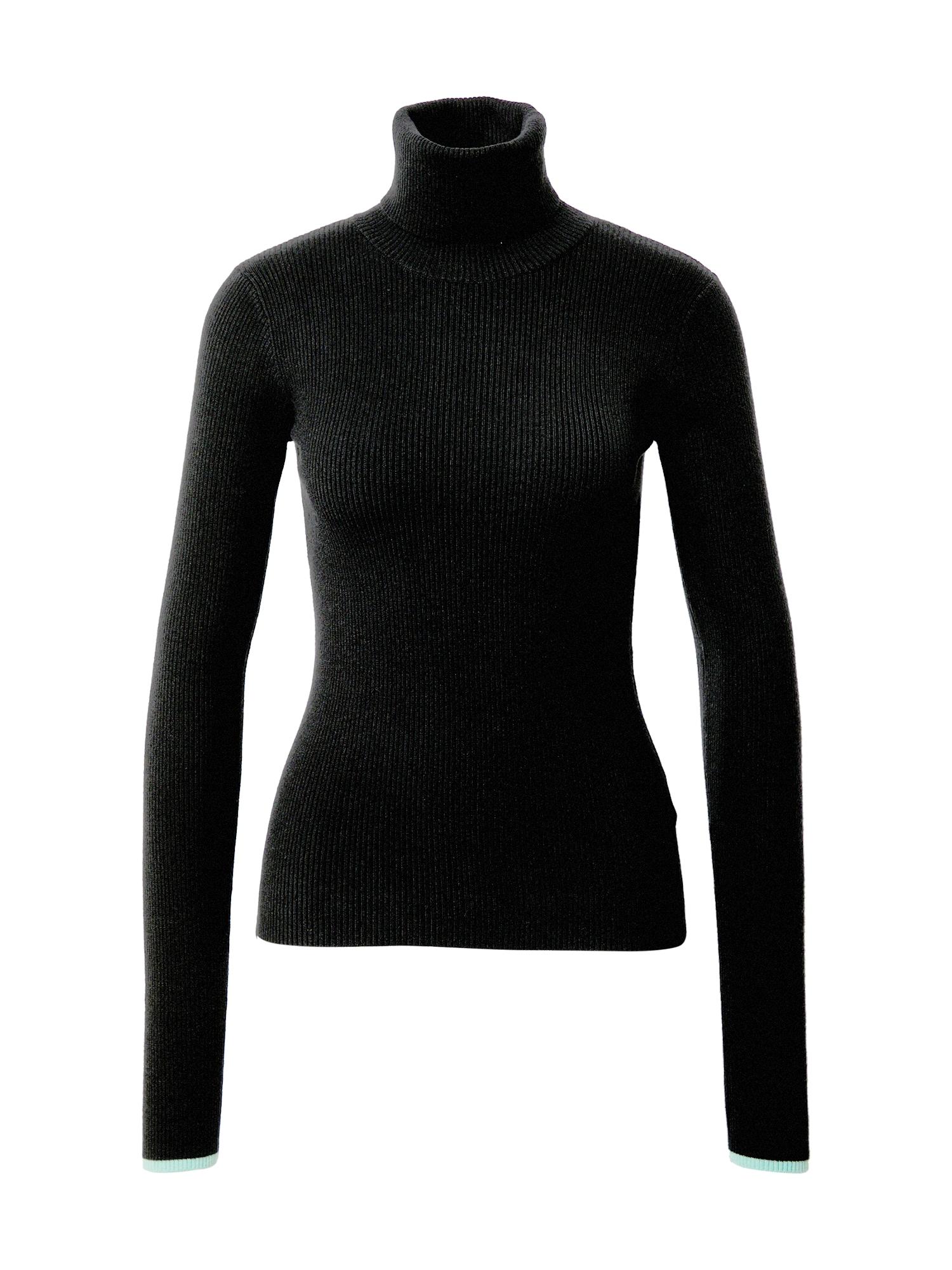 PATRIZIA PEPE Megztinis juoda