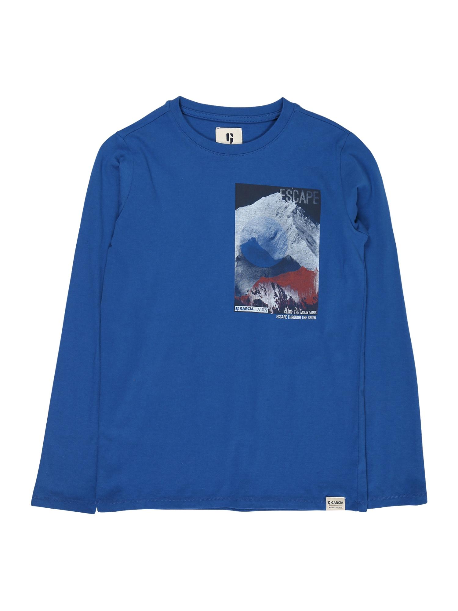 GARCIA Marškinėliai mėlyna