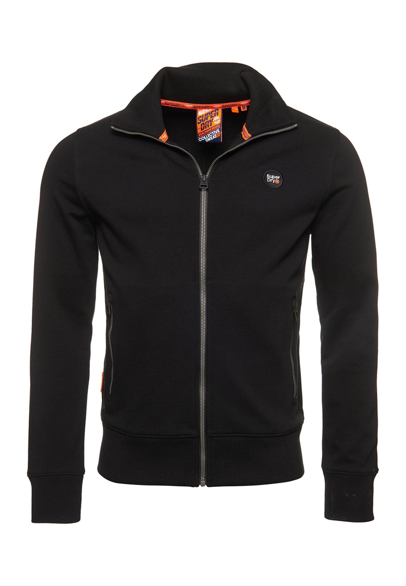 Superdry Džemperis juoda