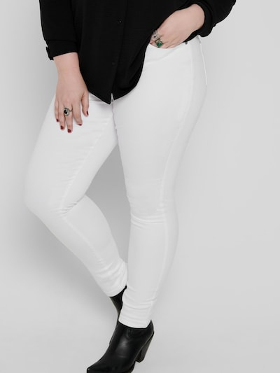 Only Carmakoma Augusta High Waisted Skinny Jeans