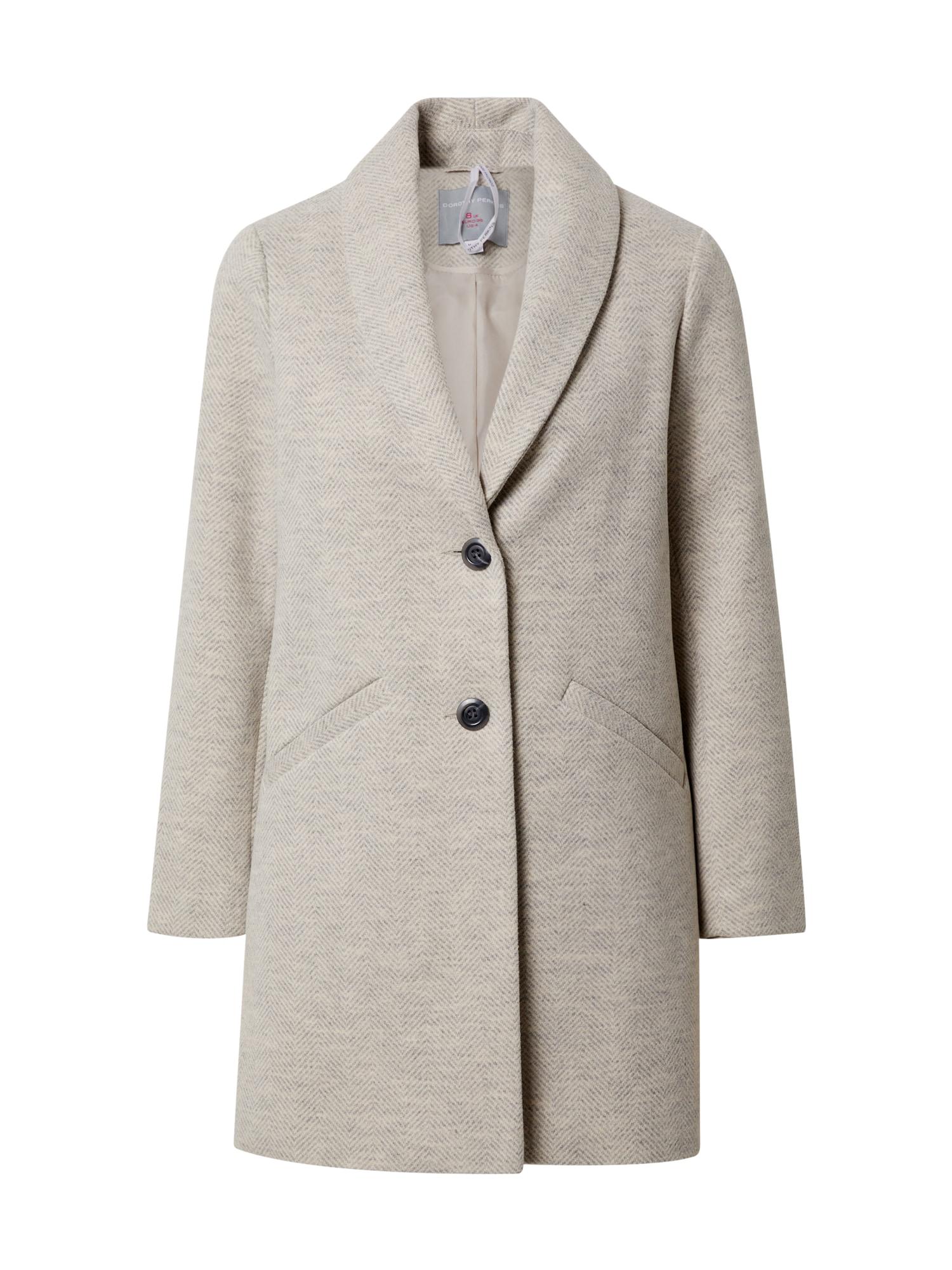 Dorothy Perkins (Petite) Demisezoninis paltas pilka / smėlio