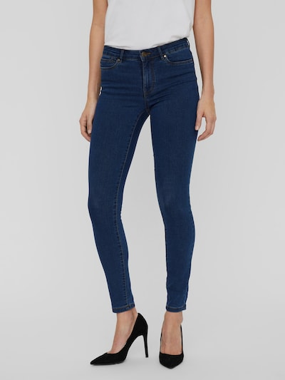 Vero Moda Judy schmale Jeggings mit normaler Taille