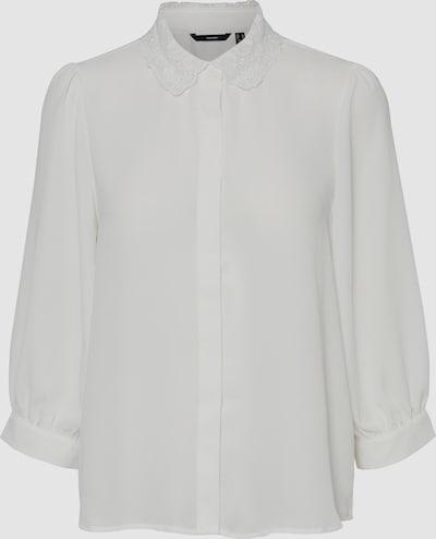 Vero Moda Tall Dorthe Hemd mit Knopfleiste und 3/4-Ärmeln