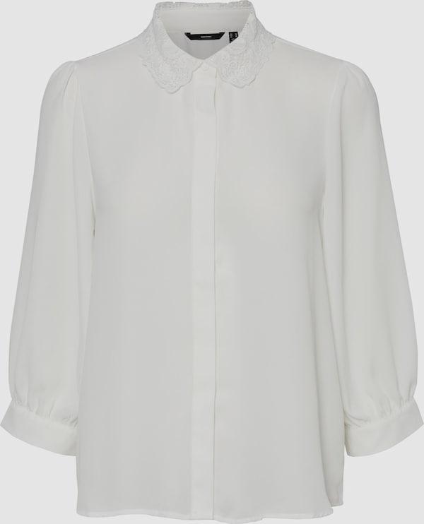 Vero Moda Petite Dorthe Hemd mit 3/4-Ärmeln