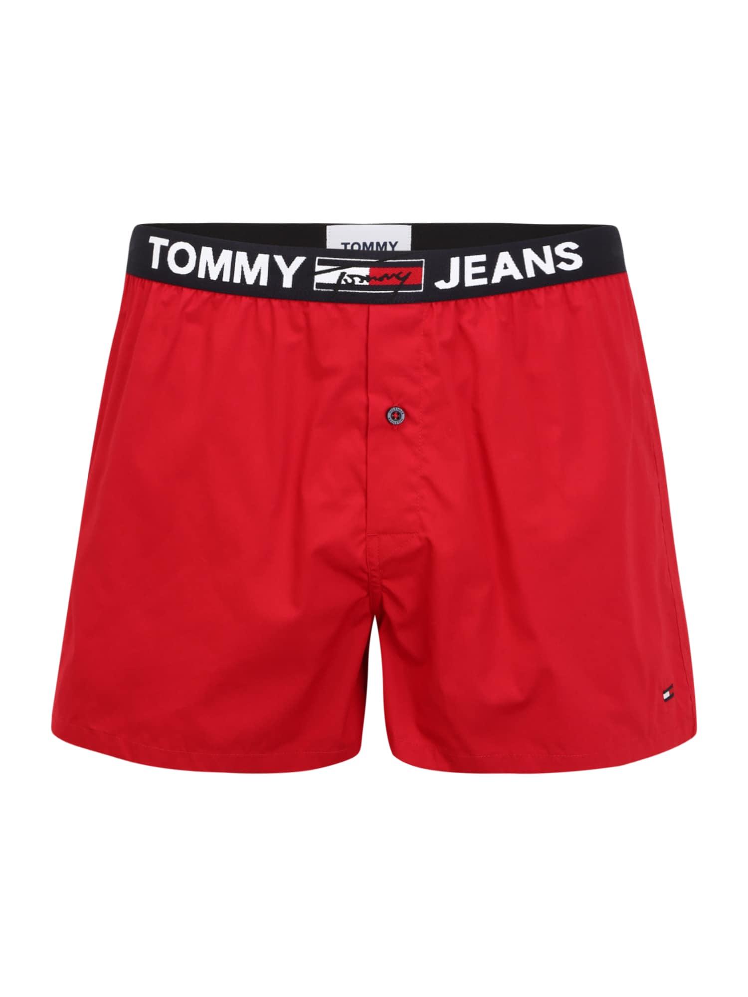 Tommy Hilfiger Underwear Boxer trumpikės raudona