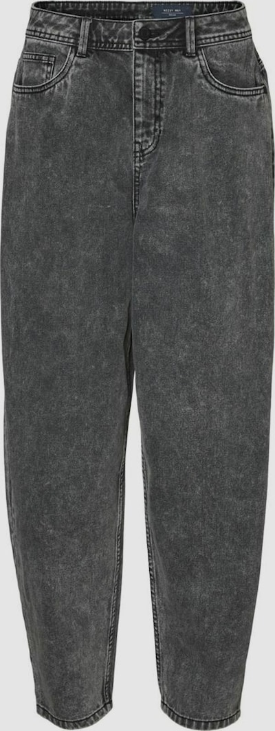 Noisy May Sella hochtaillierte Slouchy Jeans