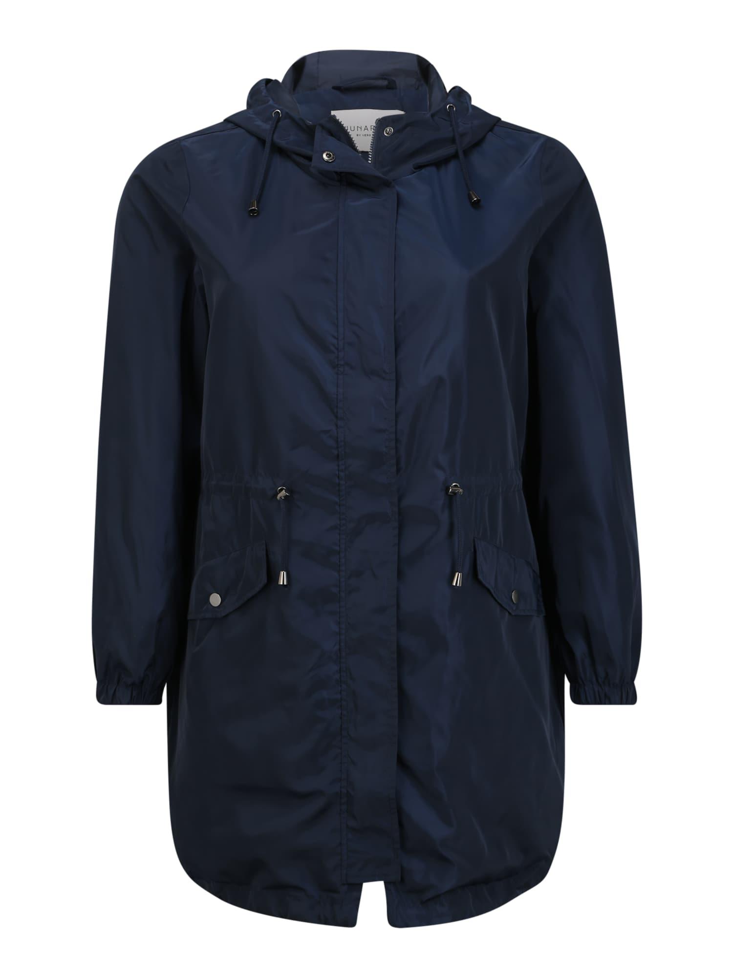 Junarose Rudeninis-žieminis paltas mėlyna