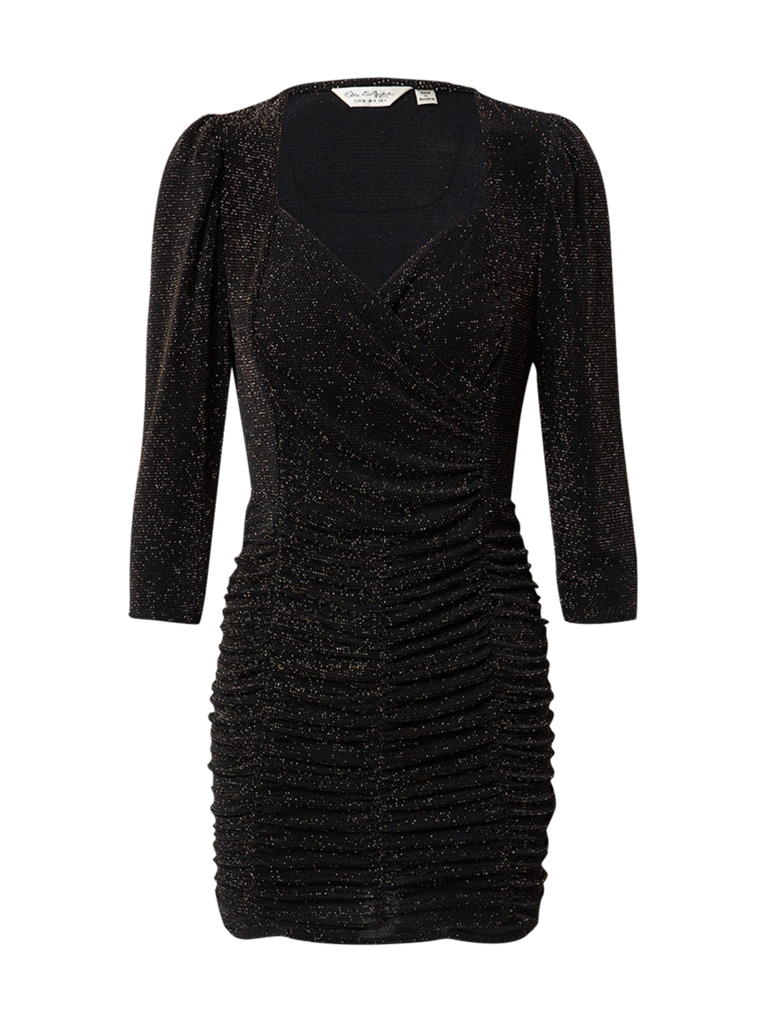 Miss Selfridge Kokteilinė suknelė juoda