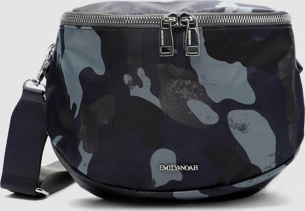Schöne Umhängetasche von Emily & Noah. Die Tasche dient mit einem kompakten Hauptfach. Der perfekte Begleiter für den Alltag.