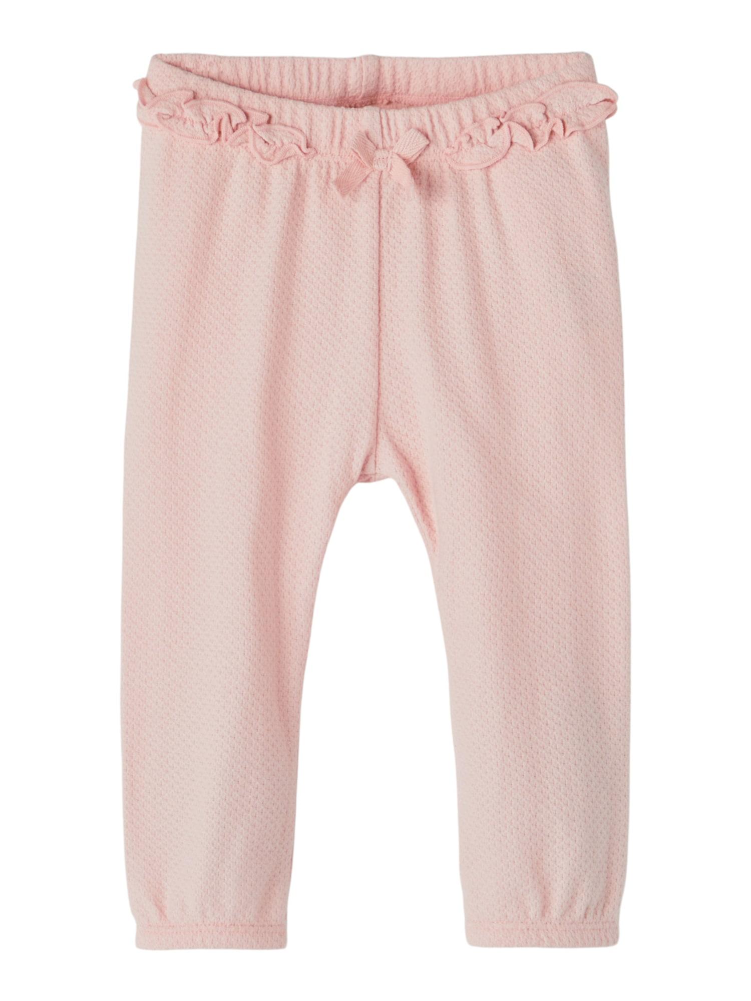 NAME IT Kelnės 'Jamilla' rožinė