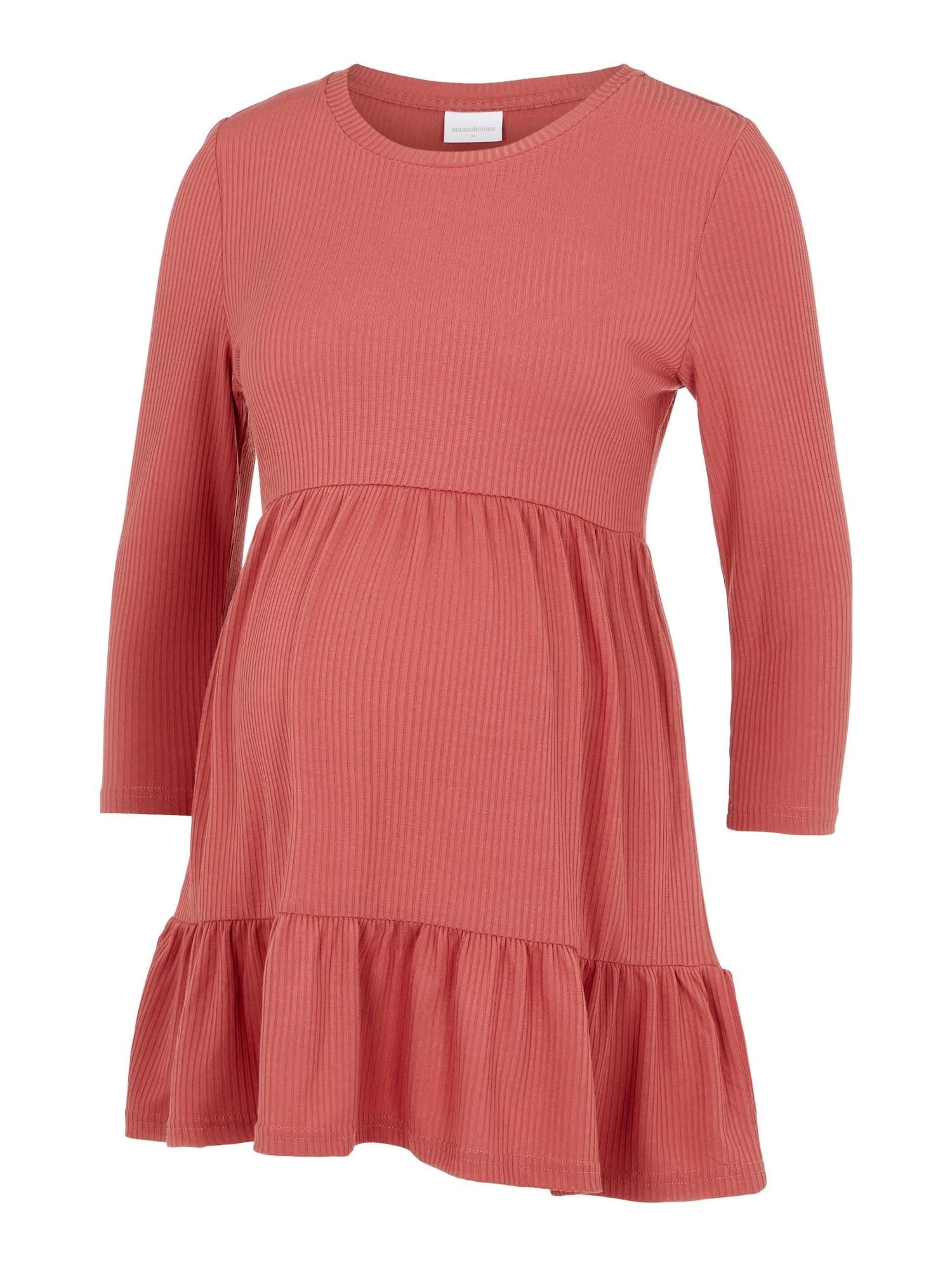 MAMALICIOUS Suknelė raudona