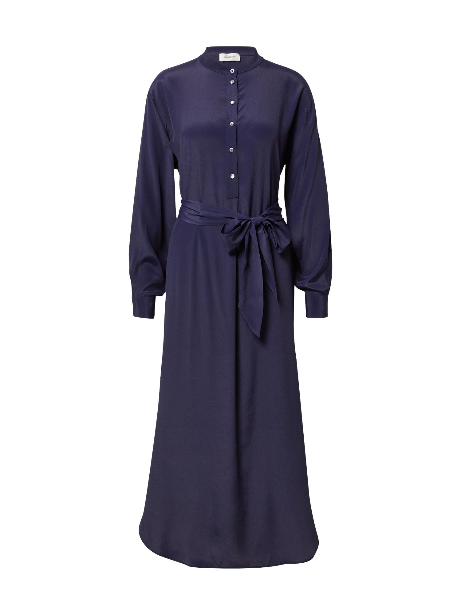 Ottod'Ame Palaidinės tipo suknelė tamsiai mėlyna