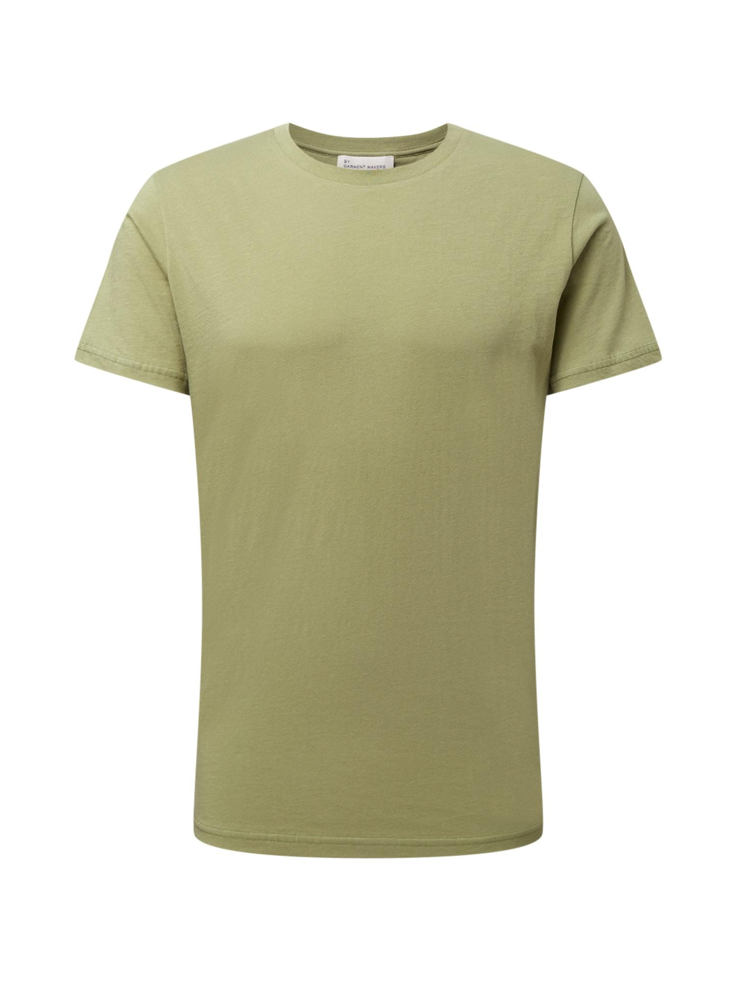 By Garment Makers Marškinėliai alyvuogių spalva
