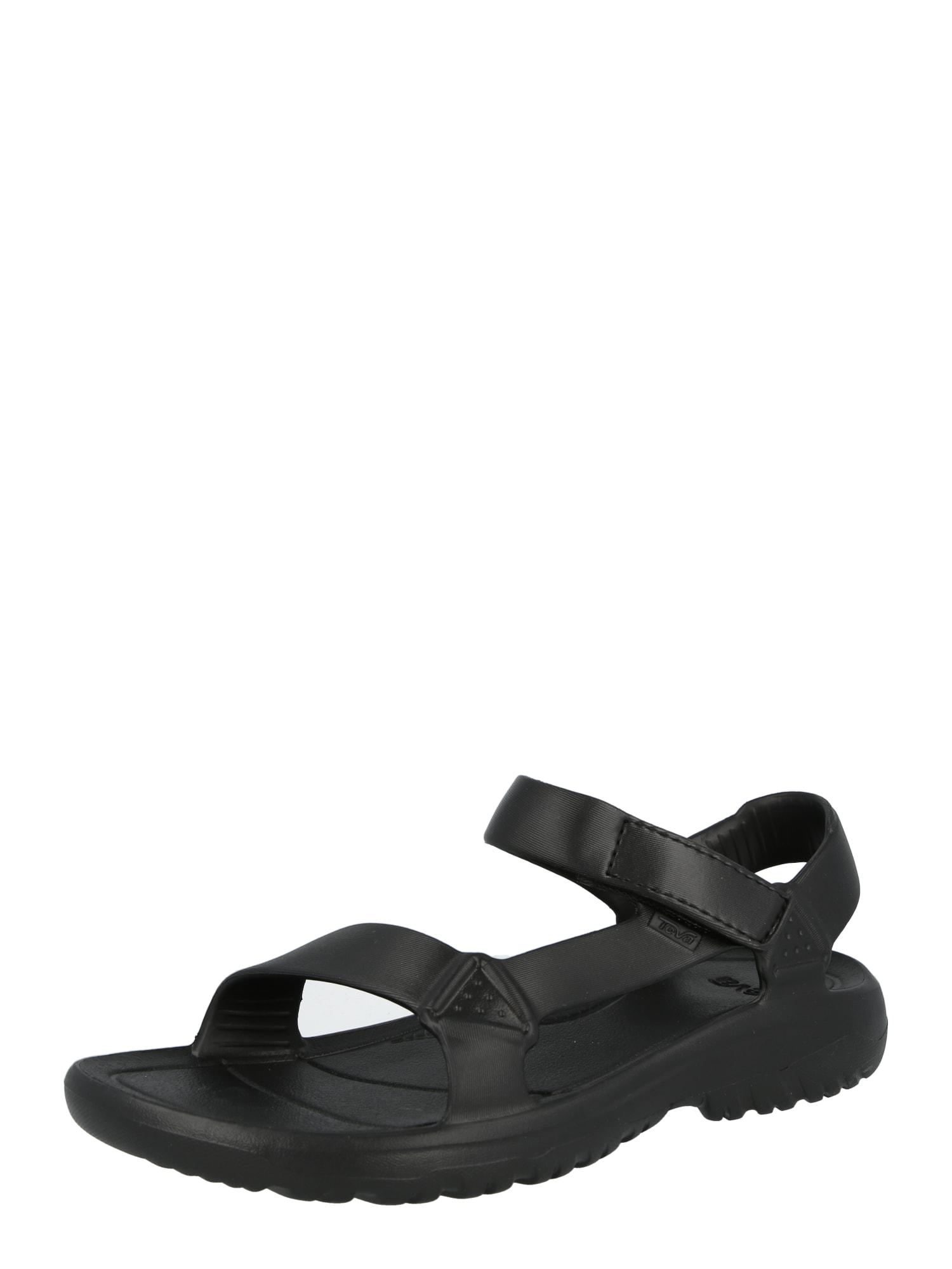 TEVA Sandalai juoda